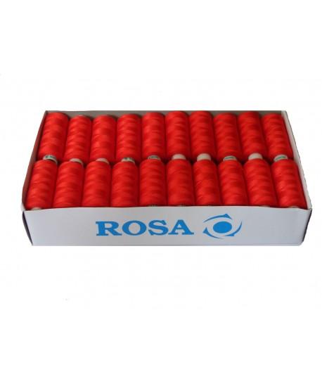 Set ate de cusut ROSA rosu 40 pcs