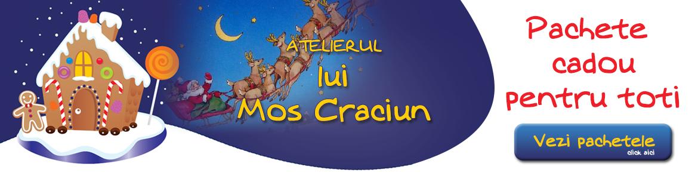 Atelierul lui Mos Craciun