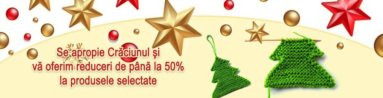 Reduceri mari până la Crăciun