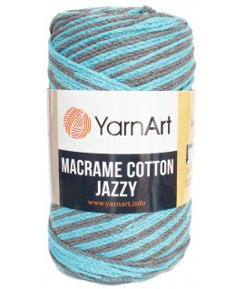 YarnArt Macrame Cotton Jazzy 1212