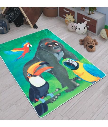 Covor Copii Brillant Gorilla - 130x190 cm