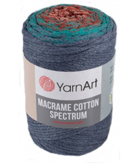 YarnArt Macrame Cotton Spectrum 1327
