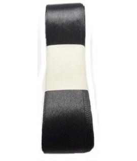 Panglica neagra 2,5 cm X 10 m