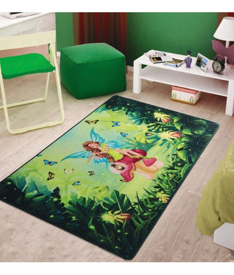 Covor Copii Fairy Song - 100x150 cm