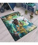 Covor Copii Jurassic World - multi dimensiuni