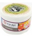 YarnArt Flowers 274
