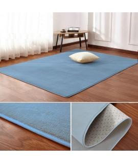 Covor Memory Foam Albastru - 100x160 cm