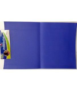 Covor Baie Multi Albastru uni