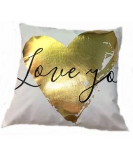 Perna Decor inima/love you