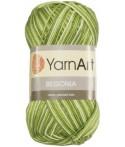 YarnArt Begonia Melange 188