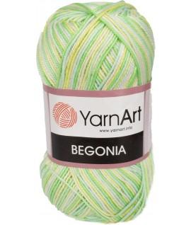 YarnArt Begonia Melange 501