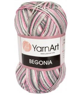 YarnArt Begonia Melange 504