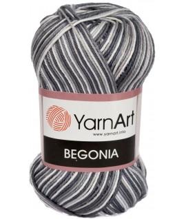 YarnArt Begonia Melange 509
