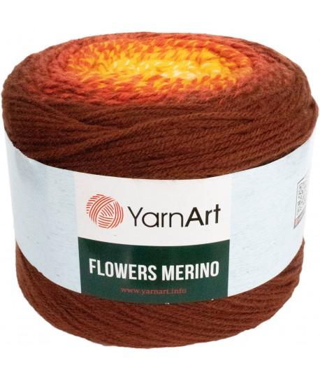 Flowers Merino 530