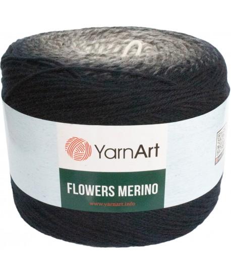 Flowers Merino 532