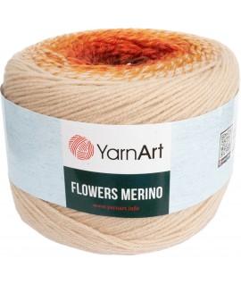 Flowers Merino 542