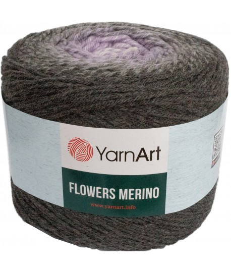 Flowers Merino 547