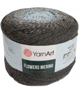 Flowers Merino 550