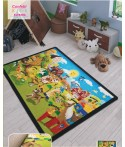 Covor Copii Happy Farm  - multi dimensiuni