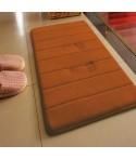 Covor Memory Foam Maro teracota - 50x70 cm