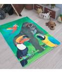 Covor Copii Brillant Gorilla - multi dimensini