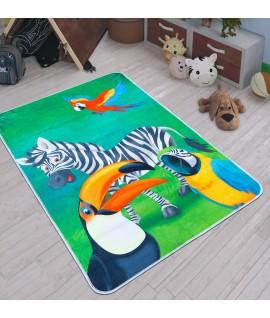 Covor Copii Brillant Zebra - multi dimensini