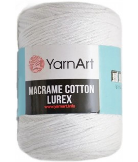 Macrame Cotton Lurex 721