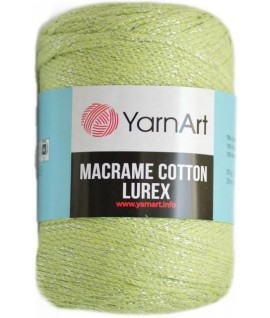Macrame Cotton Lurex 726