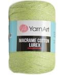 YarnArt Macrame Cotton Lurex 726