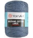 YarnArt Macrame Cotton Lurex 730