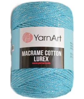 Macrame Cotton Lurex 733