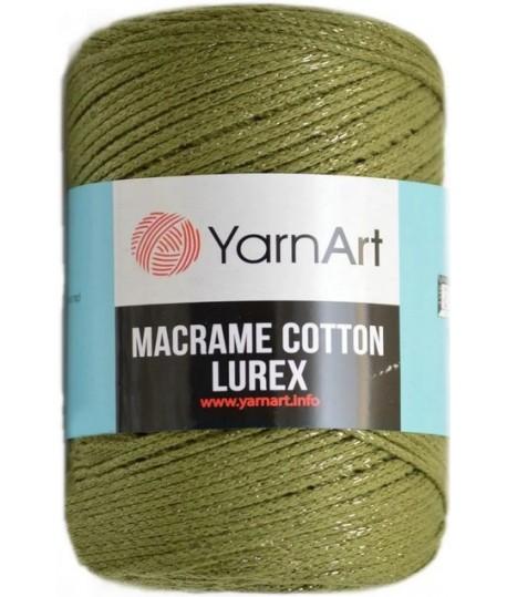Macrame Cotton Lurex 741