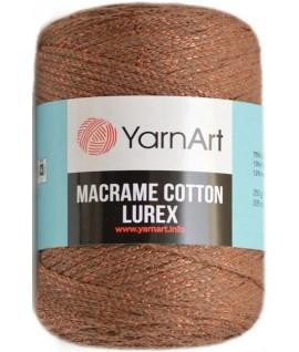 Macrame Cotton Lurex 742