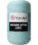 Macrame Cotton Lurex 738
