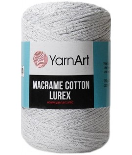 Macrame Cotton Lurex 720