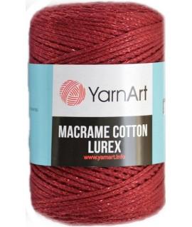 Macrame Cotton Lurex 739